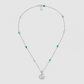 Gucci Necklace with pendant Do