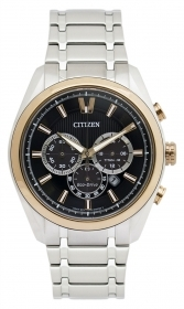 Citizen mens watch chrono supe