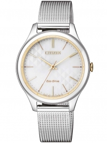Citizen watch women\'s steel me