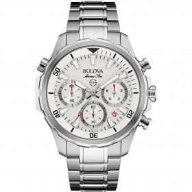 Watch Bulova marine star chron