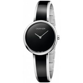 Watch Woman Bracelet Calvin Klein Seduces Hard K4E2N111