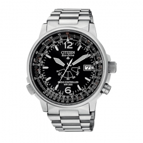 Citizen Pilot Steel man radio
