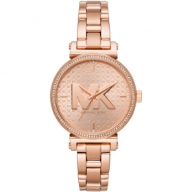 Michael Kors watch only time woman Michael Kors Sofie MK4335