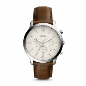 FOSSIL Chronograph Neutral wit