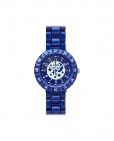 FLIK FLAK WATCH GIRL WONDERFUL SKY FCSP063