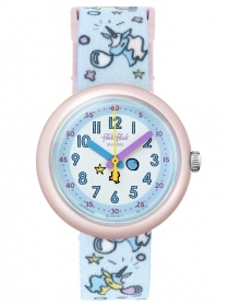 FLIK FLAK WATCH GIRL BUBBLICORN FPNP030