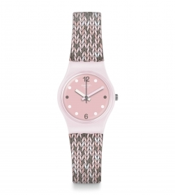 Swatch woman watch TRICO\'PINK