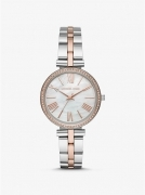 Michael Kors woman watch stainless steel two-tone Maci MK3969