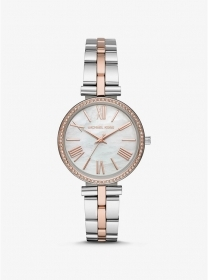 Michael Kors woman watch stain