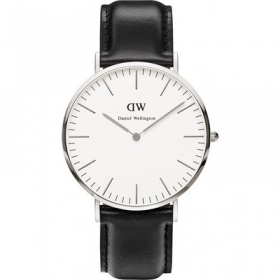 Daniel Wellington Classic Petite 40mm Sheffield black DW00100020