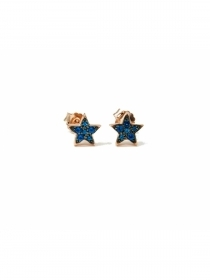 Rue des mille Earring Lobe Monosoggetto Color star ORZ LOBE