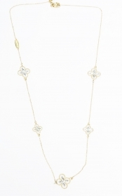 Lorenzo Ungari NECKLACE YELLOW GOLD, CL S 9106