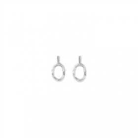 Uno de 50 earrings escota alloy rim PEN0612MTL0000U