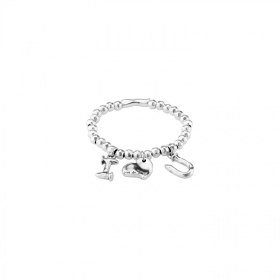 Uno de 50 bracelet alloy balls i love you PUL1824MTL0000M