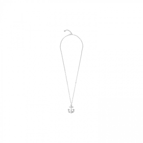 Uno de 50 necklace alloy silver long still COL1369MTL0000U