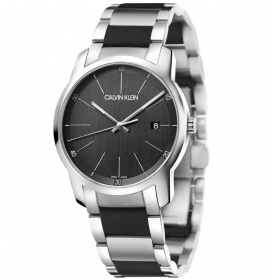 Calvin Klein mens watch city b
