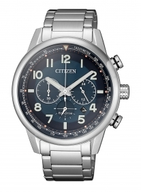 Citizen mens watch military ch