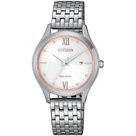 Citizen watch ladt stainless steel ladies 31 mm EW2536-81A