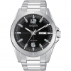 Vagary mens watch g.matic stainless steel automatic movement to view IX3-017-51