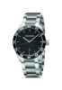 Calvin klein man watch, 42 mm stainless steel gent black case date K9R31C41
