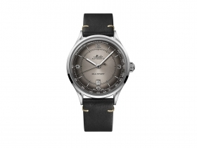Mido Man Watch With Leather Strap Automatic M0404071606000