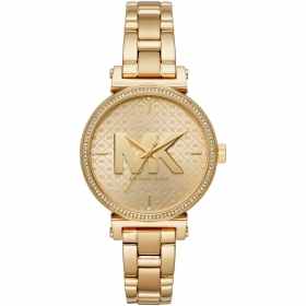 Michael kors WATCH WOMAN GOLD MK DIAL MK4334