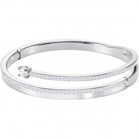 Swarovski bangle with Fresh, w