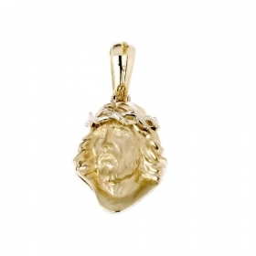 chimento pendant christ gold two-tone 1M05359ZZ2000