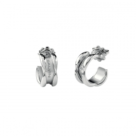SALVINI EARRINGS IN WHITE GOLD WITH DIAMONDS 20075604