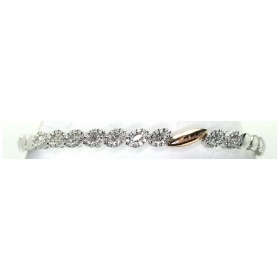 SALVINI BANGLE WITH DIAMONDS 20043673