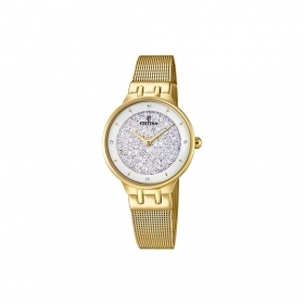 Festina Watch Analog Quartz Women with Stainless Steel Strap F20386/1