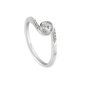 Salvini Ring white gold with diamonds Ref. 20067579