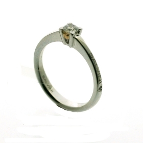 Salvini solitaire Ring with di