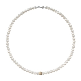 Bliss Necklace Paradise pearls