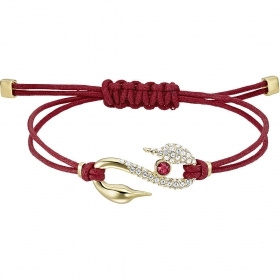 Swarovski Bracelet Power Collection red gold Plated 5508530