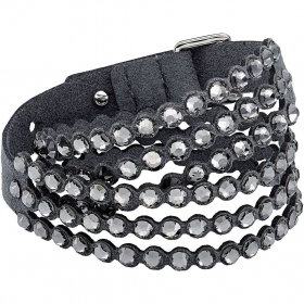 Swarovski Bracelet Power Collection grey 5512509