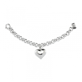 DISPLAY Bracelet with a BIG HEART BM1295