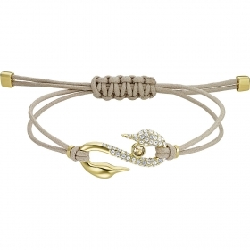 Swarovski Bracelet Power Collection brown gold-Plated 5508527