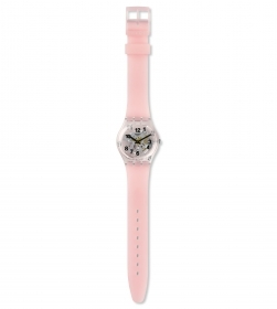 SWATCH WOMAN WATCH PINK BOARD