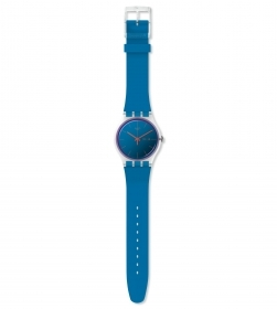 SWATCH WATCH UNISEX POLABLUE R
