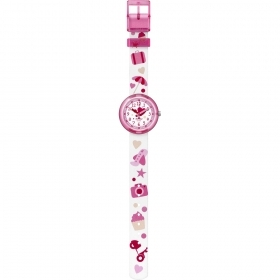 SWATCH WATCH GIRL SUMMER FUN FPNP027