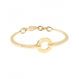 Rebecca Bracelet bronze yellow gold plated BICBBO06