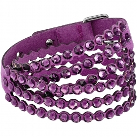 Swarovski Bracelet Swarovski Power Collection purple 5511699
