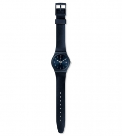 SWATCH WATCH MODEL NATIBAYA BLUE NIGHT GN414