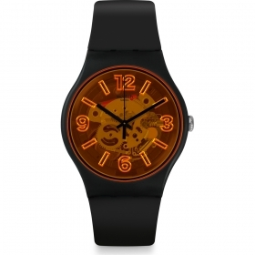 SWATCH MENS WATCH LUMINOUS DIA