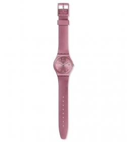 SWATCH WATCH WOMEN PINK WITH D