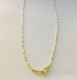 Chimento Necklace man gold yellow gr 3,70 1G02671ZZ1450
