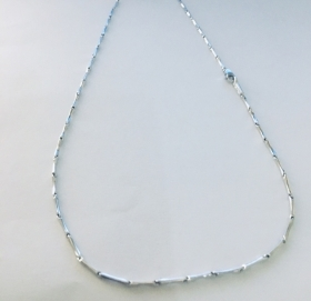 Chimento Necklace man white go