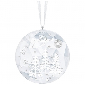 Swarovski Decoration ball crystal Night Winter 5464872