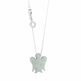 Giannotti Necklace with silver Angel Pendant GIA355